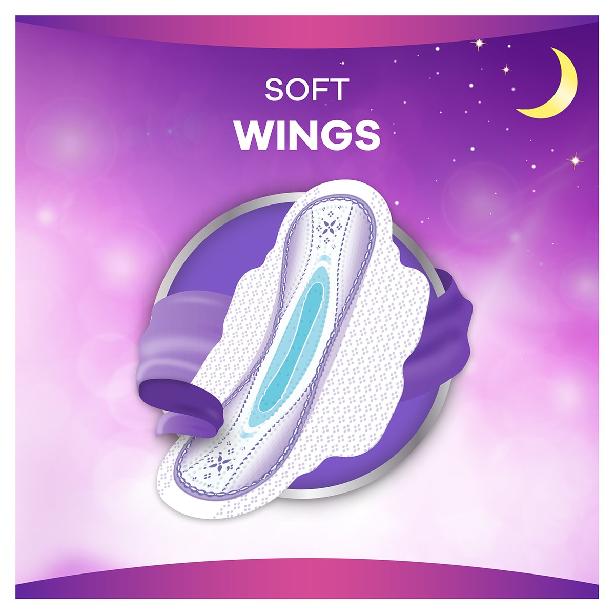ALWAYS Platinum Night Soft Wings