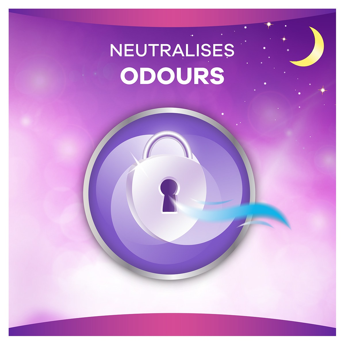 ALWAYS Platinum Night Neutralises Odours