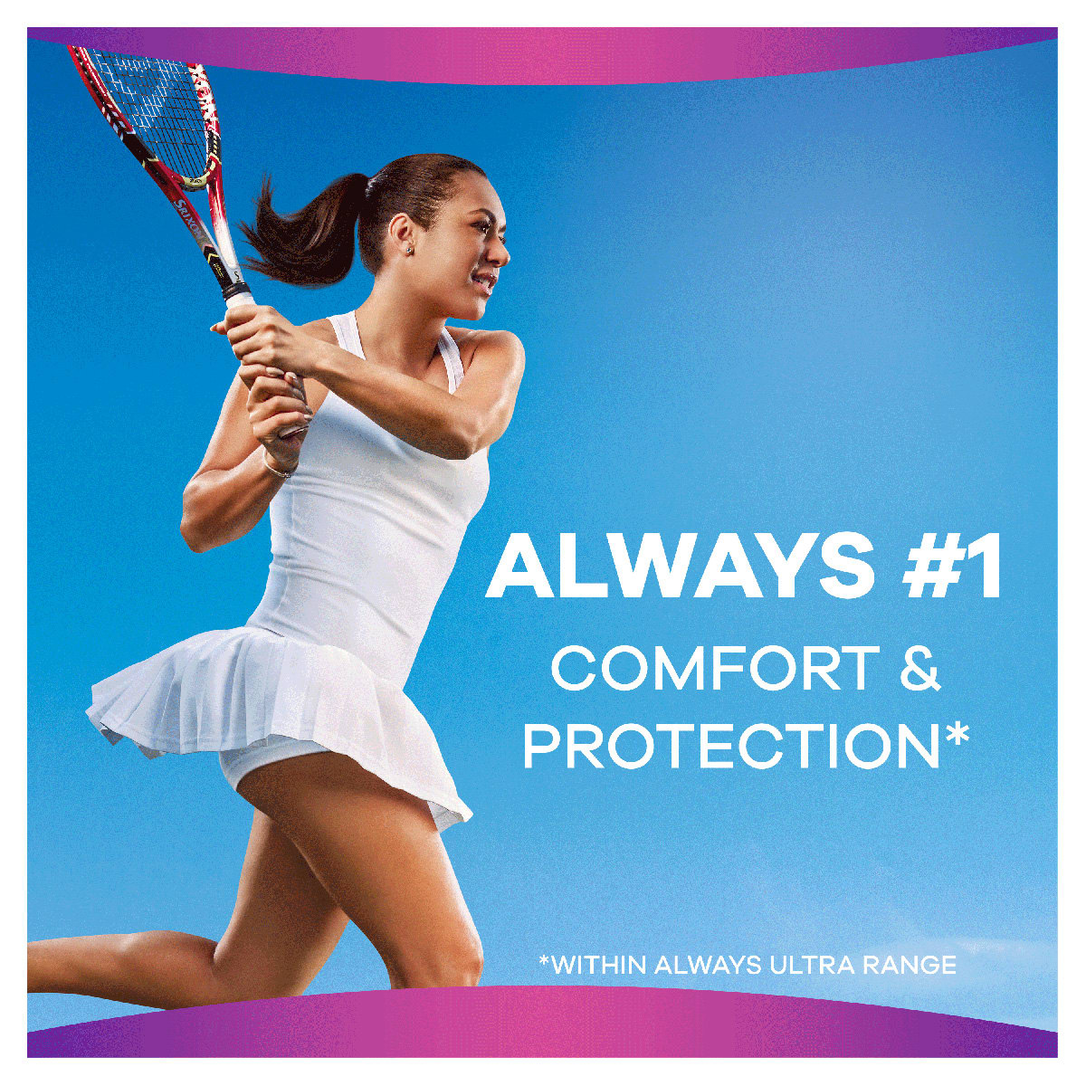 ALWAYS Platinum Night Comfort & Protection