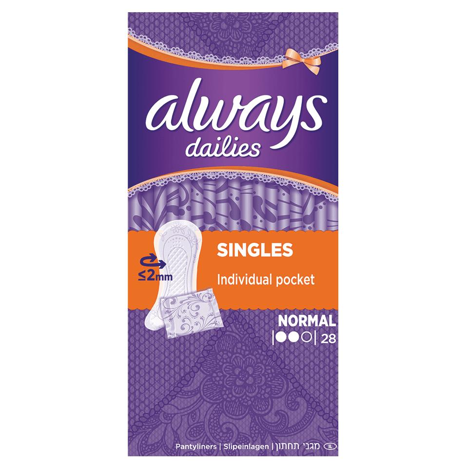 ALWAYS_DAILIES_Singles_Panty_Liners_Vaginal_Discharge