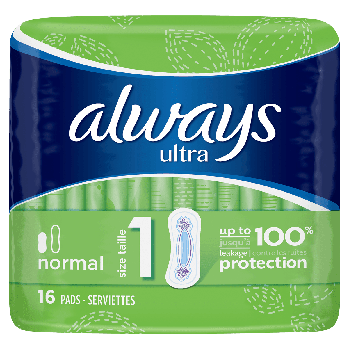 ALWAYS Ultra Normal Sanitary Towels