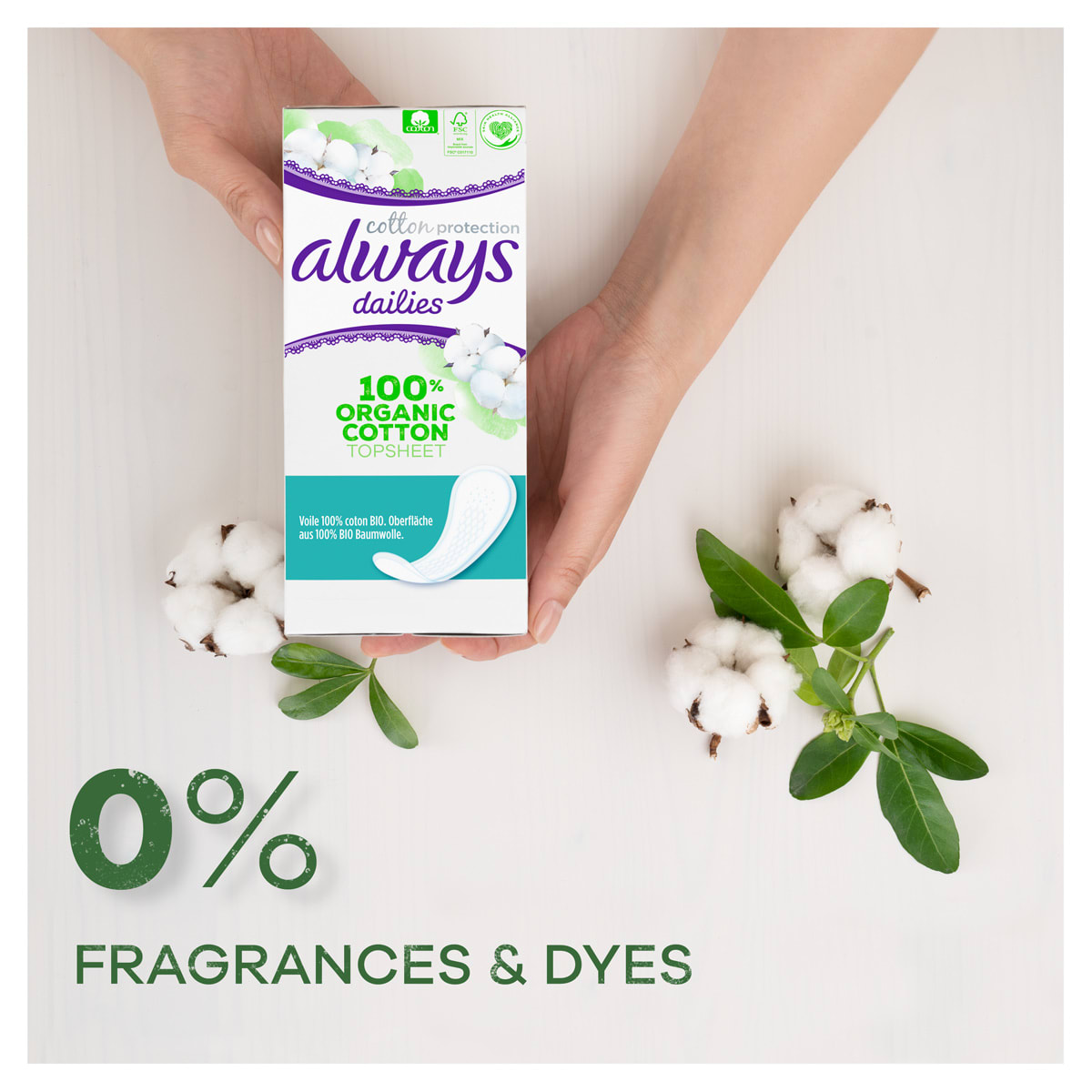 0% Fragrances & dyes