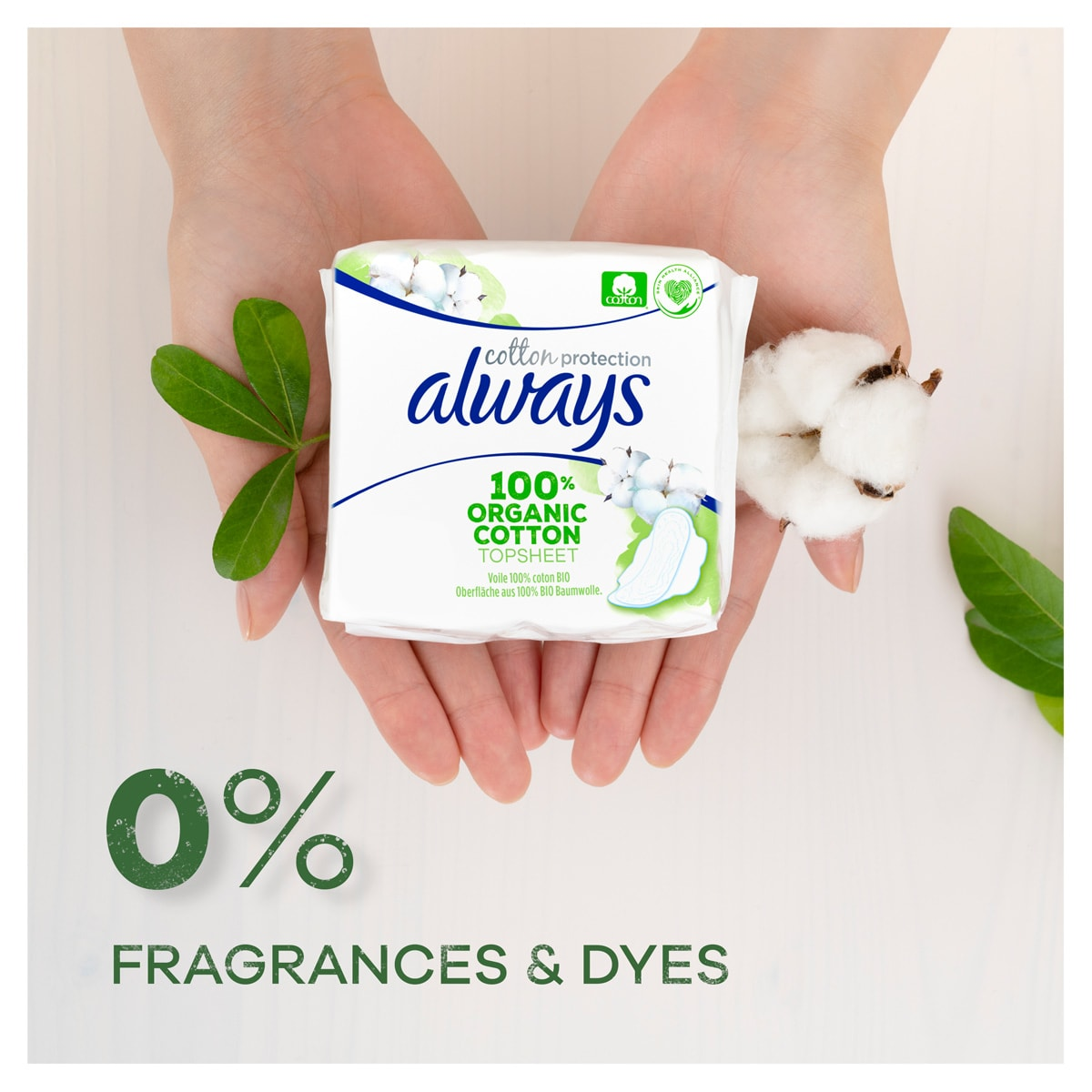 0% Fragrances and dyes