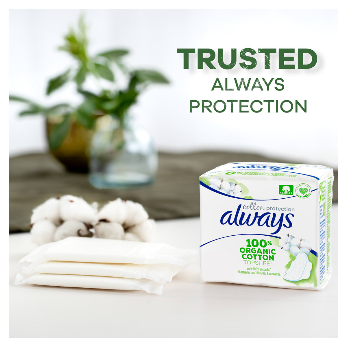 Trusted always protection