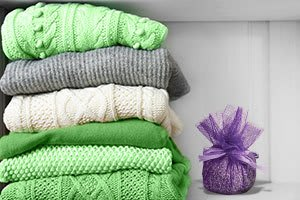 How to iron and store wool fabrics?