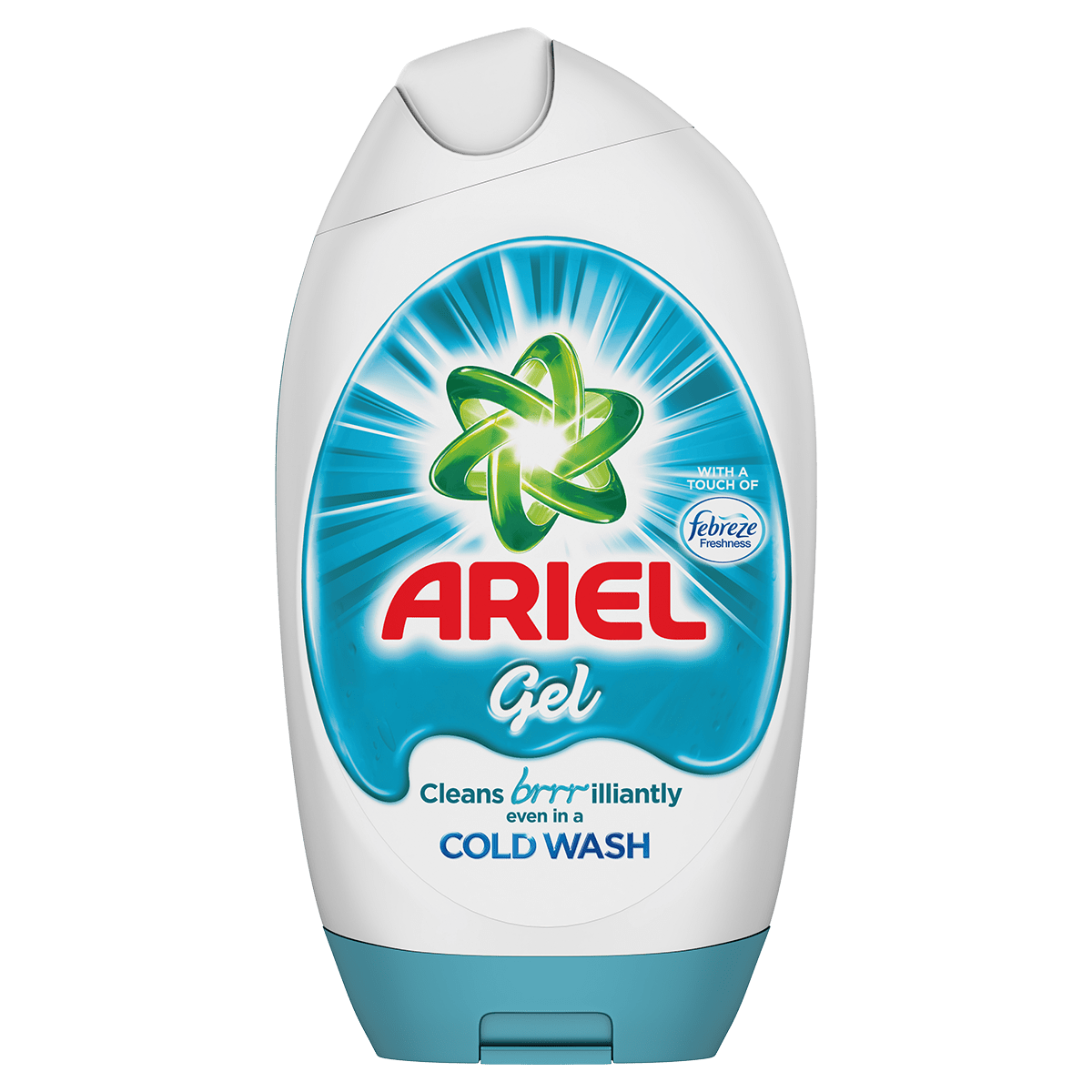 Ariel Washing Gel with a Touch of Febreze