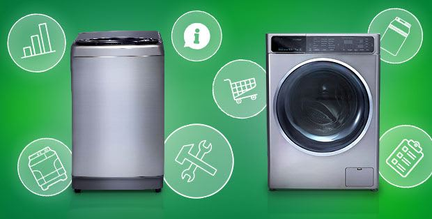 Your Comprehensive Guide to Fully-Automatic Washing Machines from Ariel