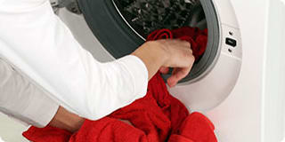 6. Unload the laundry