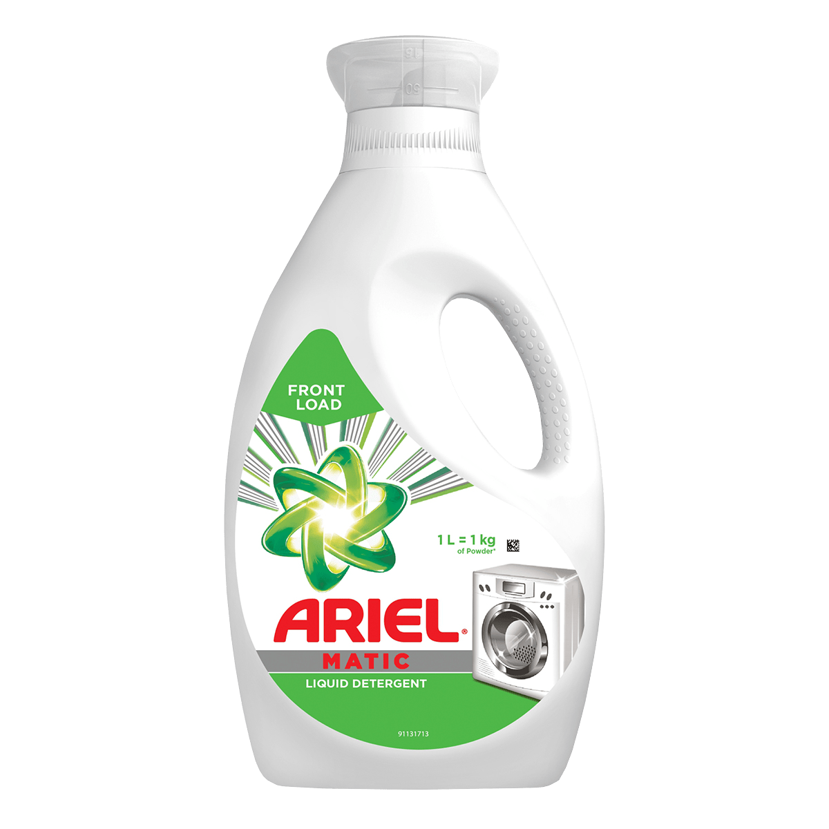 Ariel Matic Liquid Detergent for Front Load Washing Machines