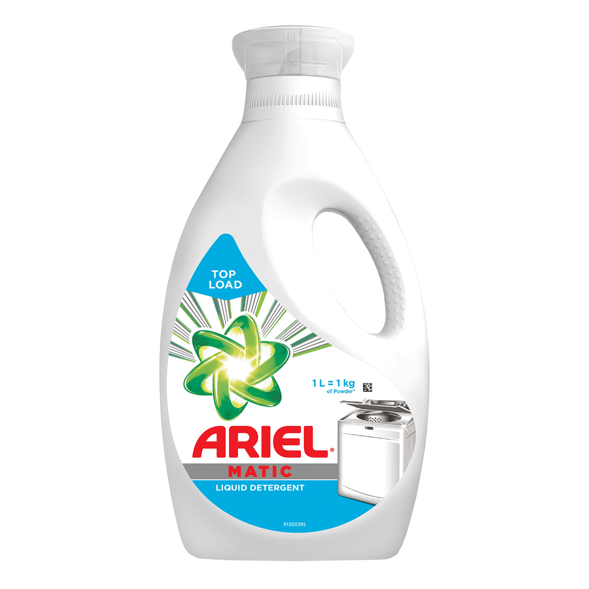 Ariel Matic Liquid Detergent for Top Load Washing Machines