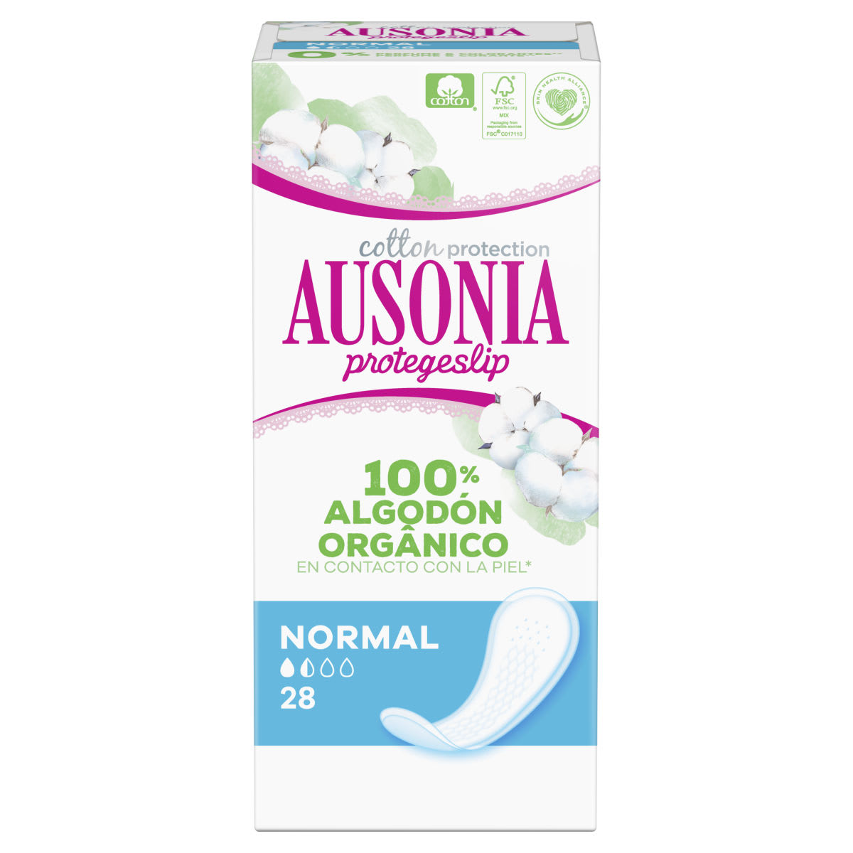 AUSONIA Maxi Cotton Protection