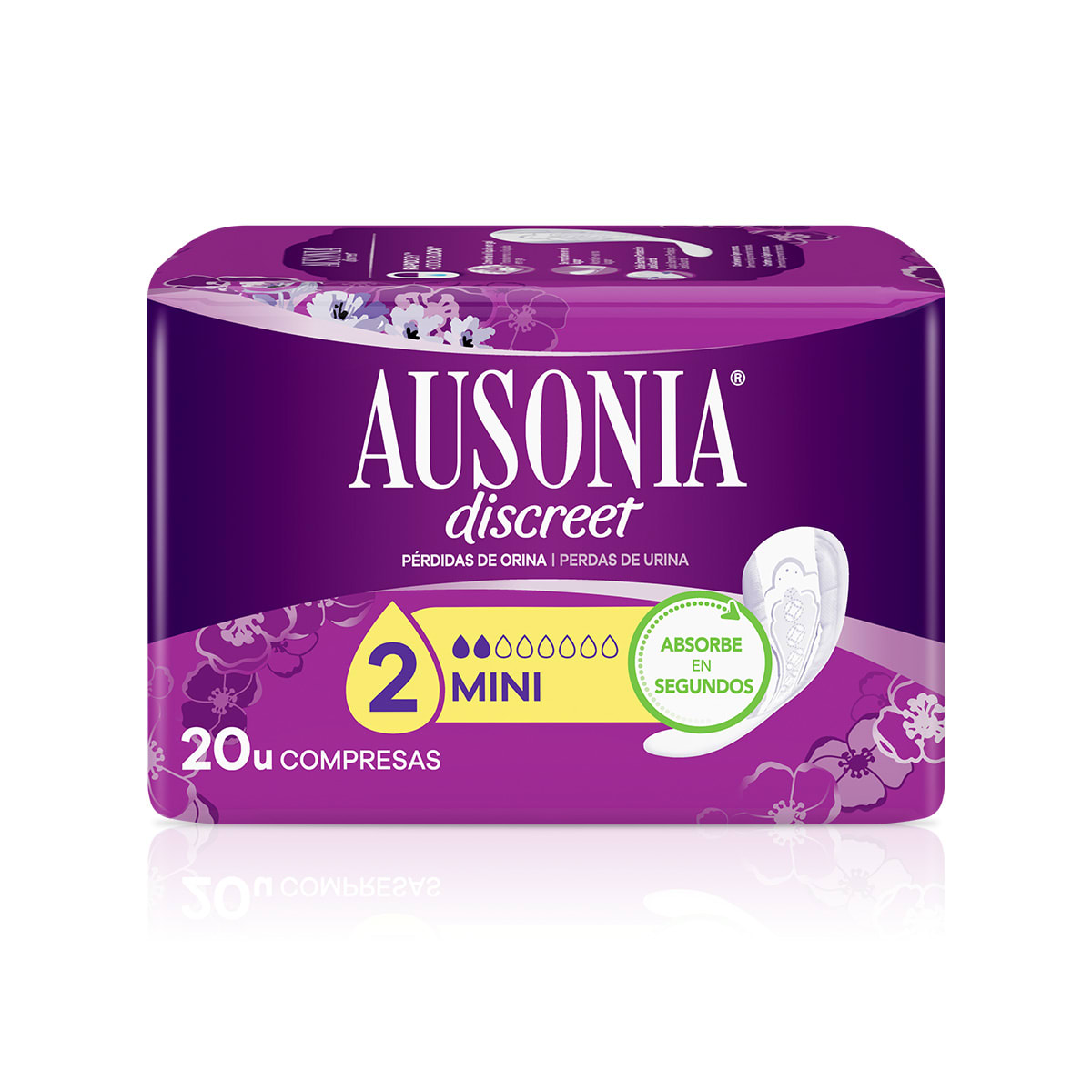 Ausonia Discreet Mini Pads