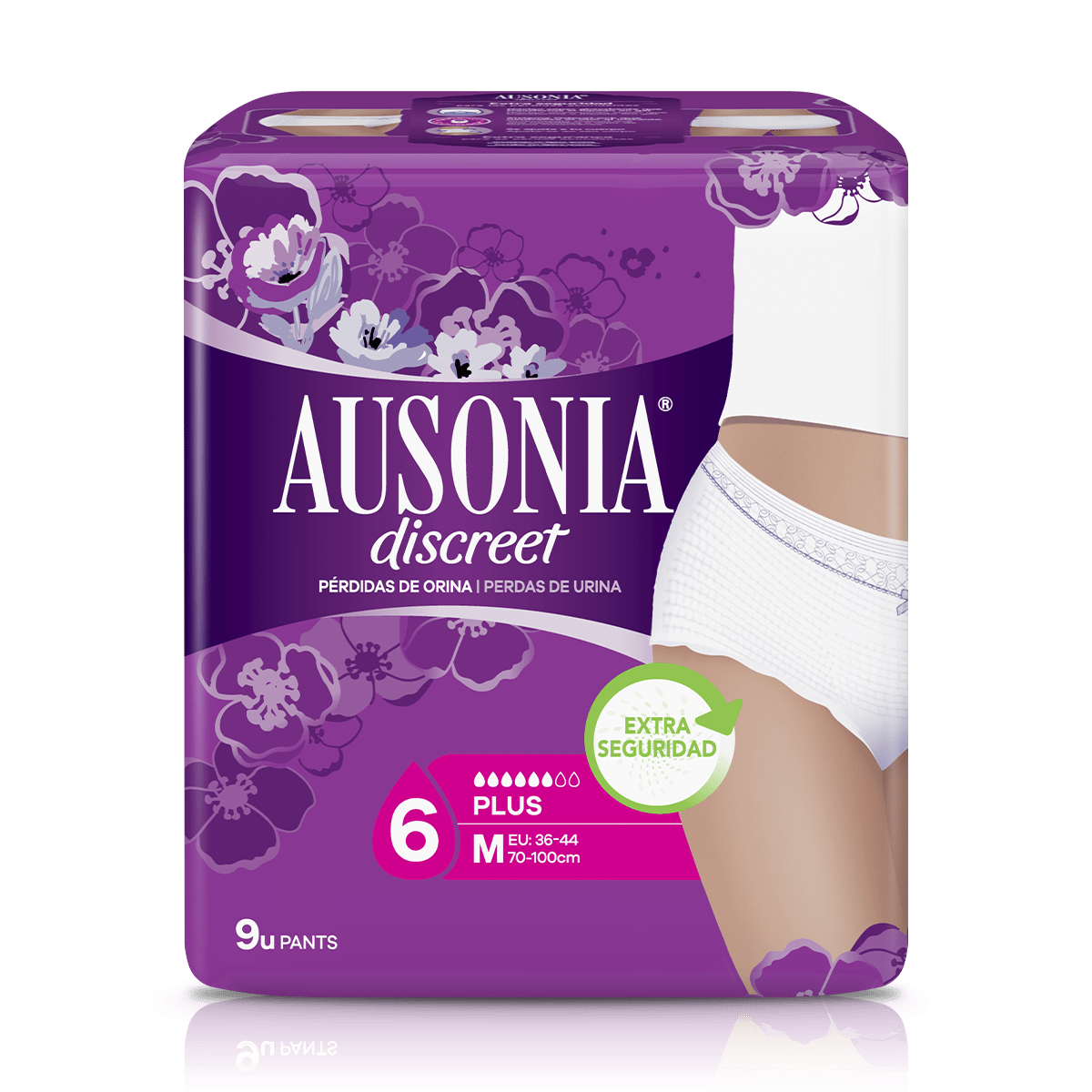 Ausonia Discreet Pants Plus M