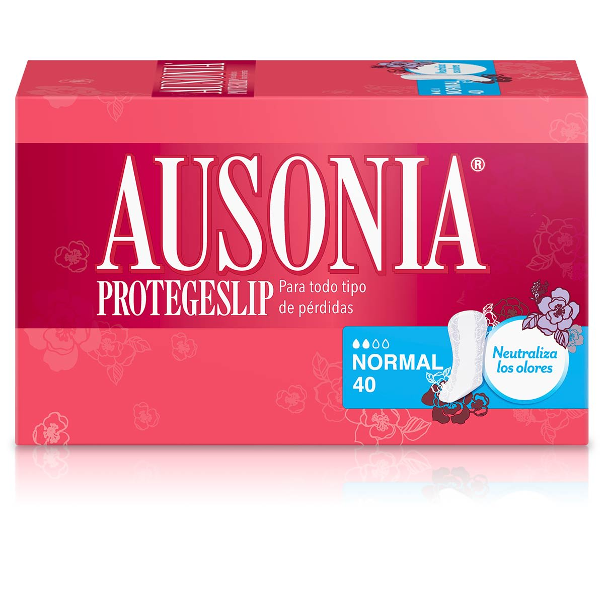 Ausonia Protegeslips Normal