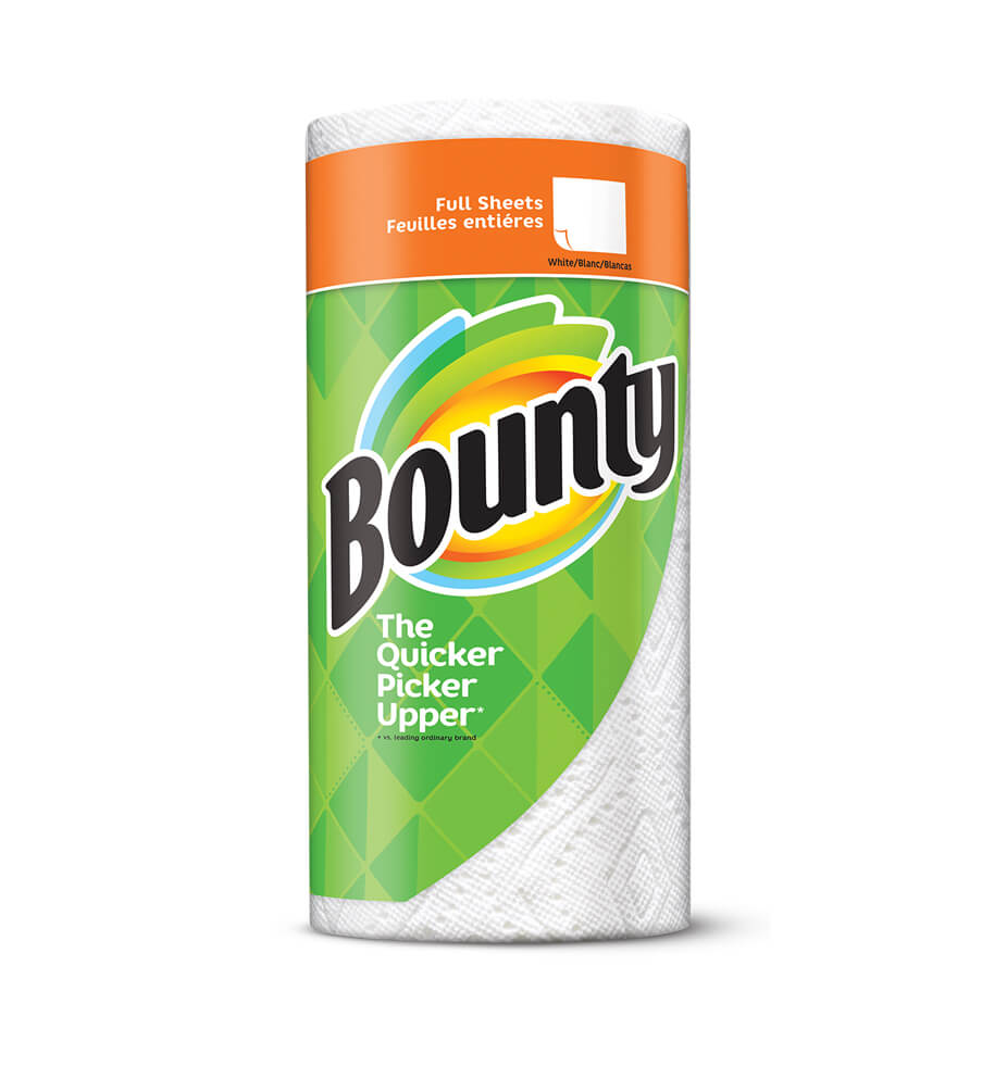 Bounty Full Size Paper Towels