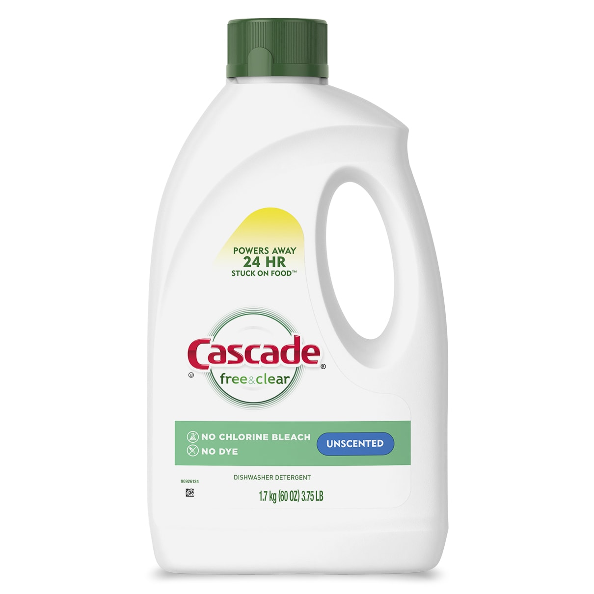 Cascade Gel Free Clear Unscented