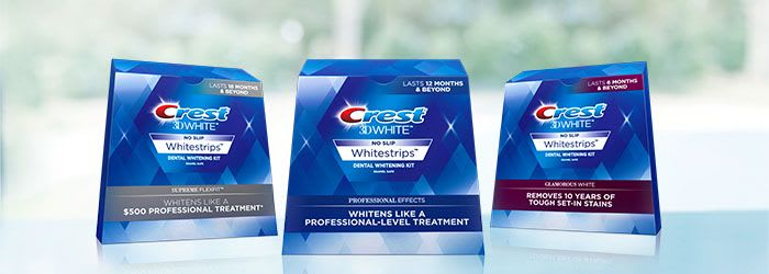 Teeth Whitening Gel Vs Whitening Strips Crest