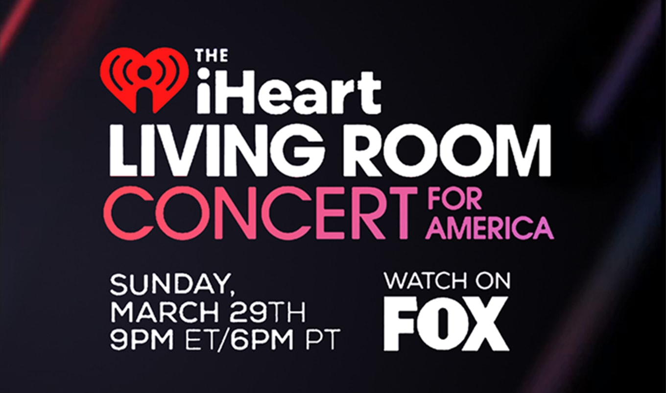 iHeart Living Room Concert