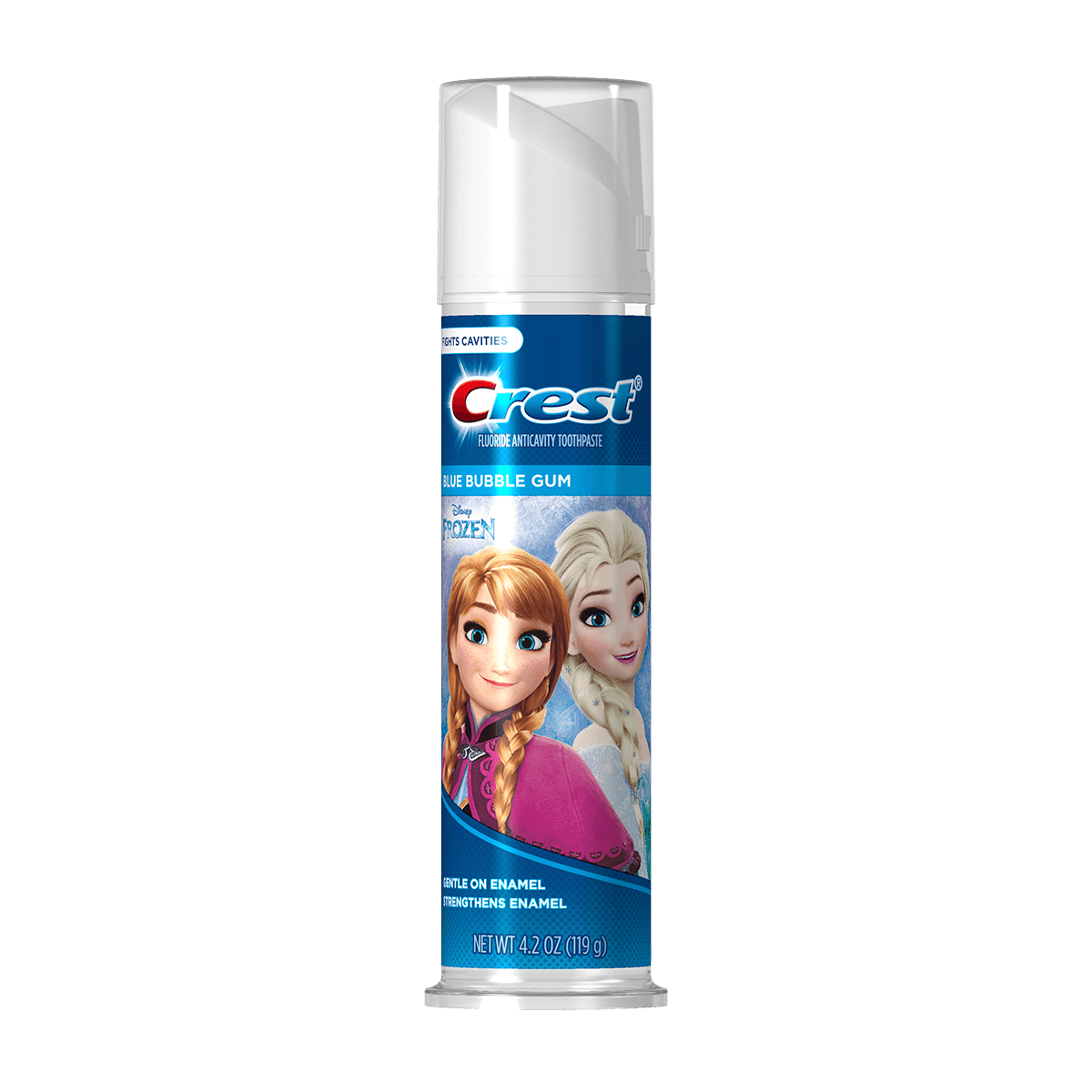 Crest Kid's Toothpaste featuring Disney's Frozen