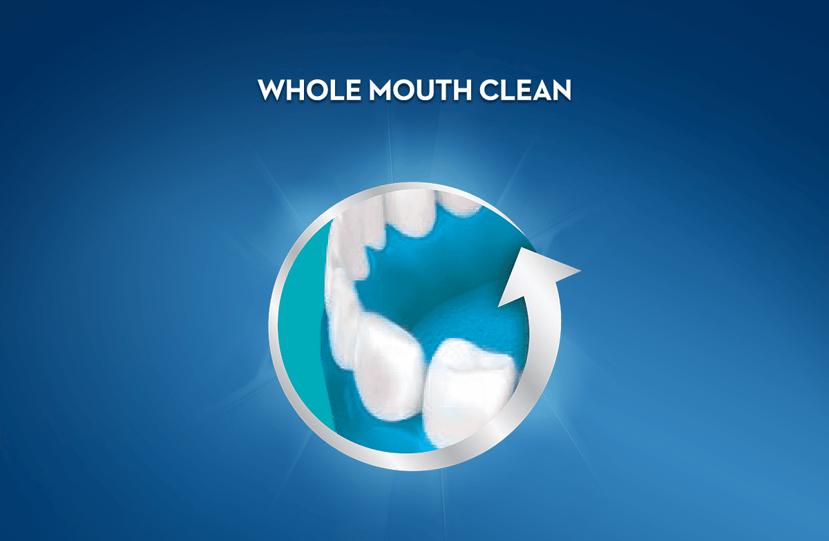 whole mouth clean