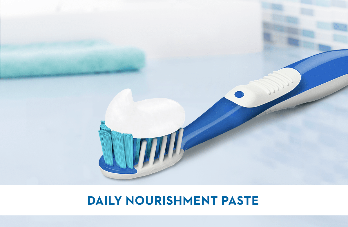 daily nourishment paste