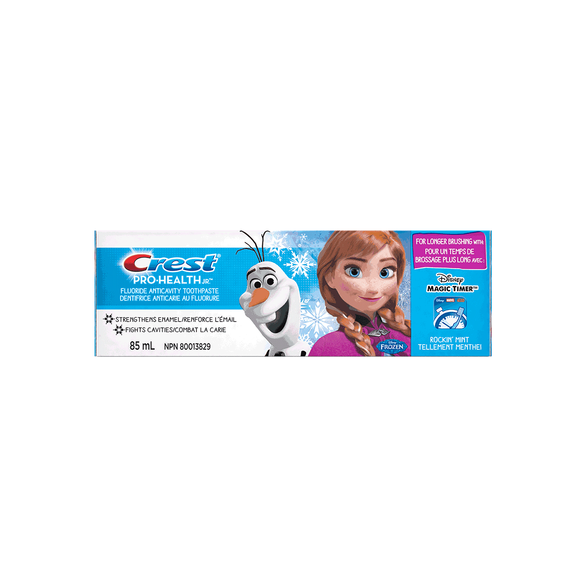 Crest Pro-Health For Me Frozen Toothpaste