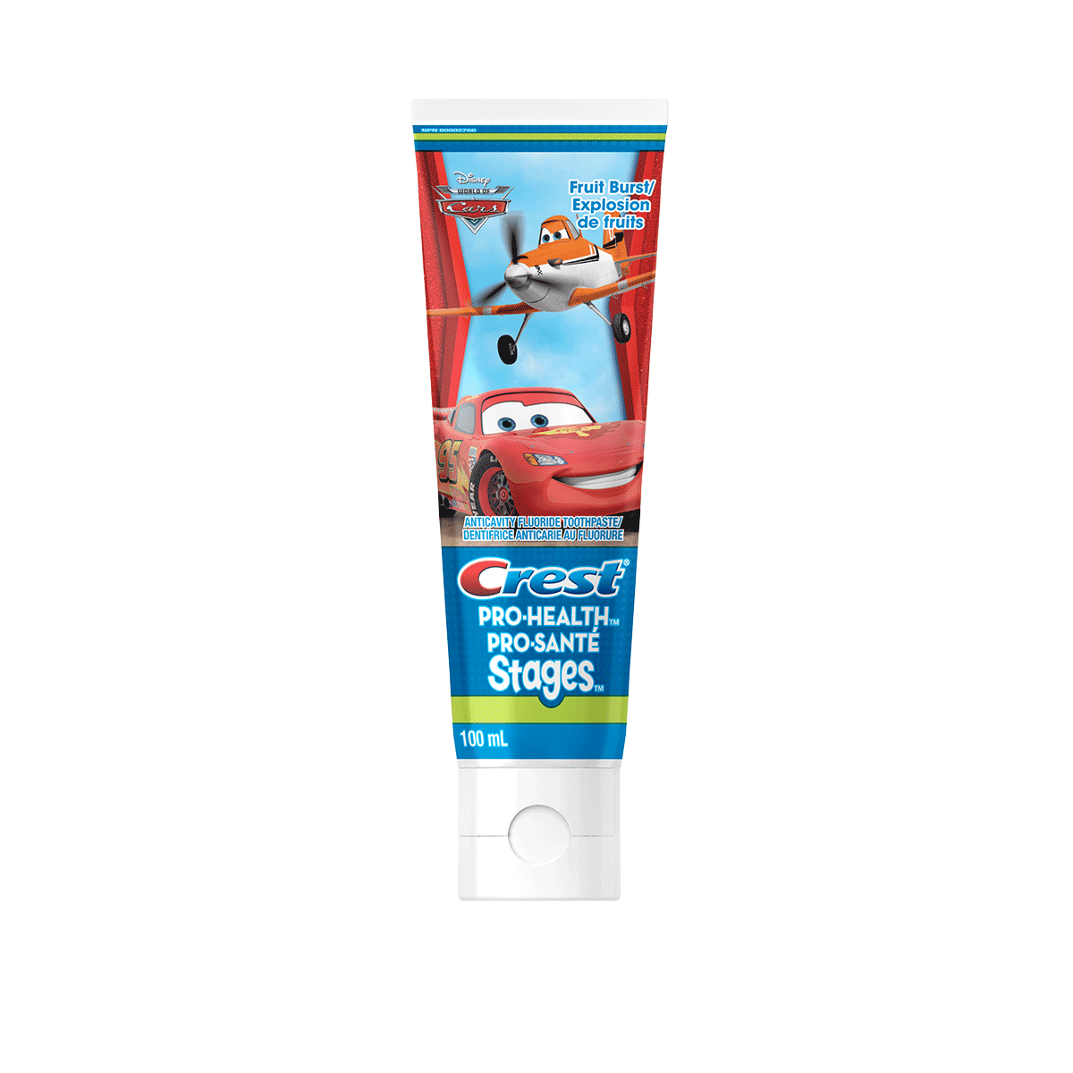 Crest Pro-Health Stages Cars Toothpaste
