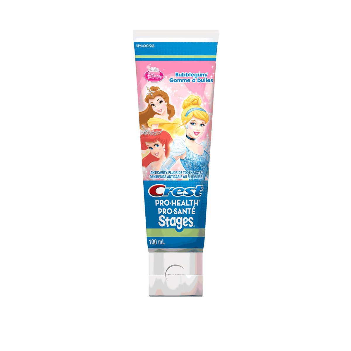 Crest Pro-Health Stages Princess Toothpaste