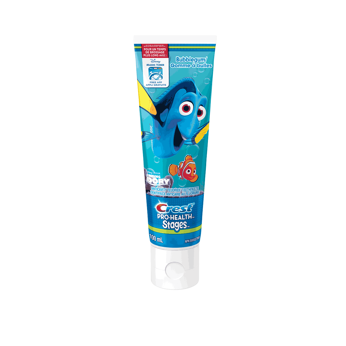 Crest Pro-Health Stages Finding Dory Toothpaste