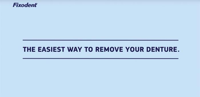 The Best Way To Remove The Denture