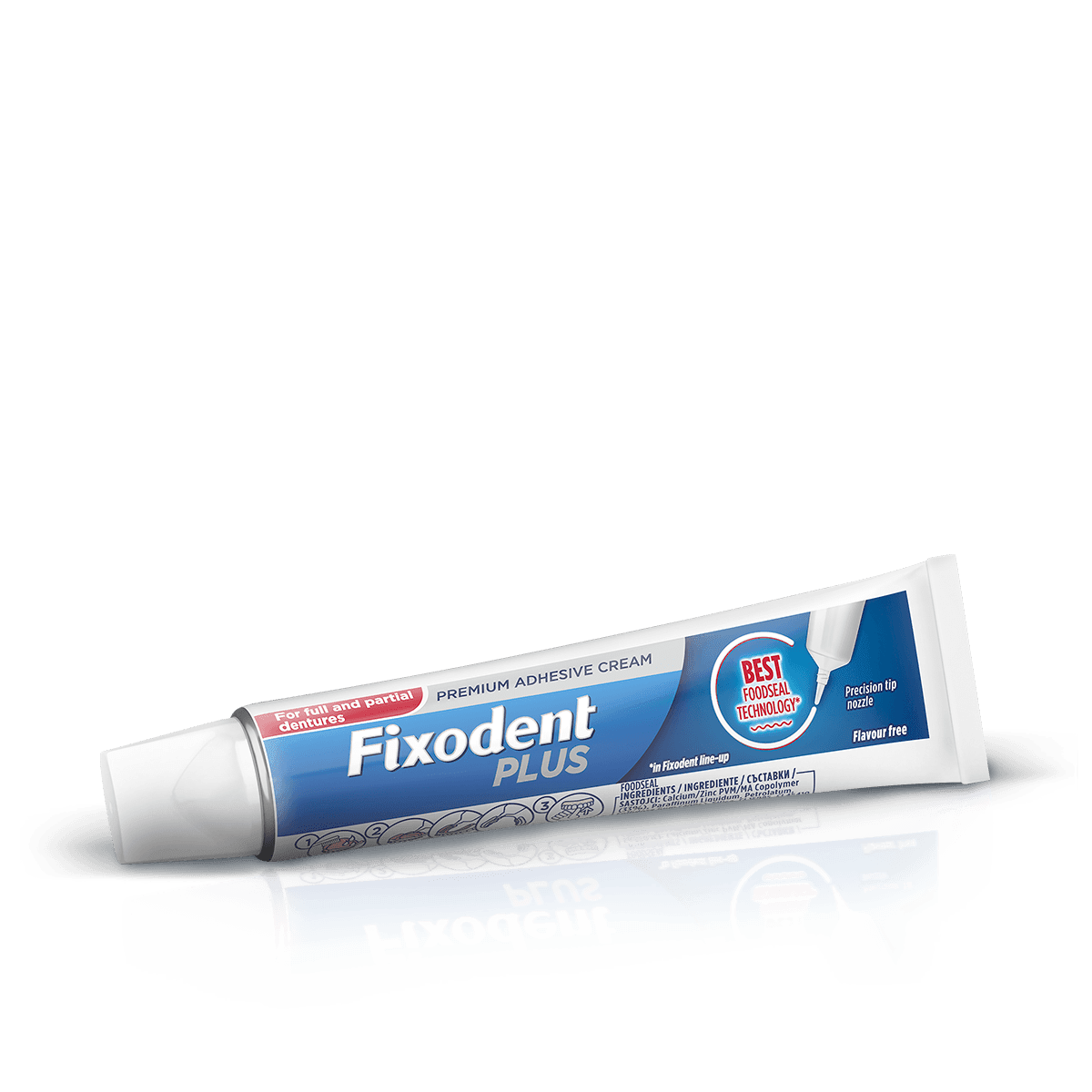 Fixodent PLUS Foodseal - Fixodent