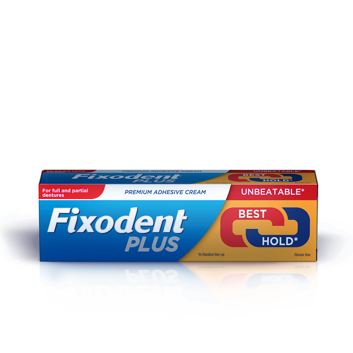 Fixodent PLUS Best Hold - Fixodent