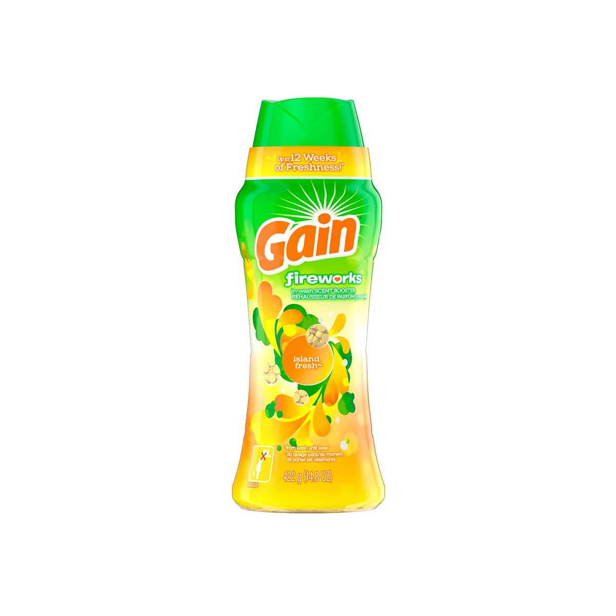 Gain Island Fresh Fireworks Scent Booster package small