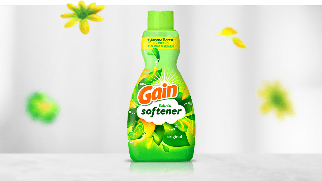 Gain Original Fabric Softener