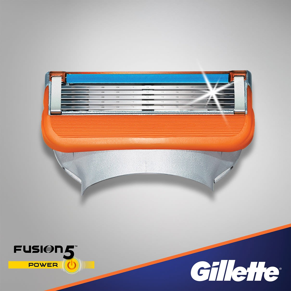 Gillette® Fusion5™ Power Razor Blades