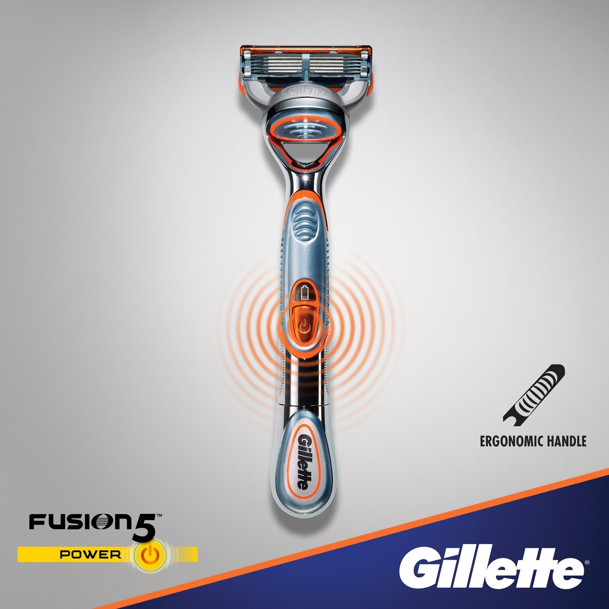 Gillette® Fusion5™ Power Razor