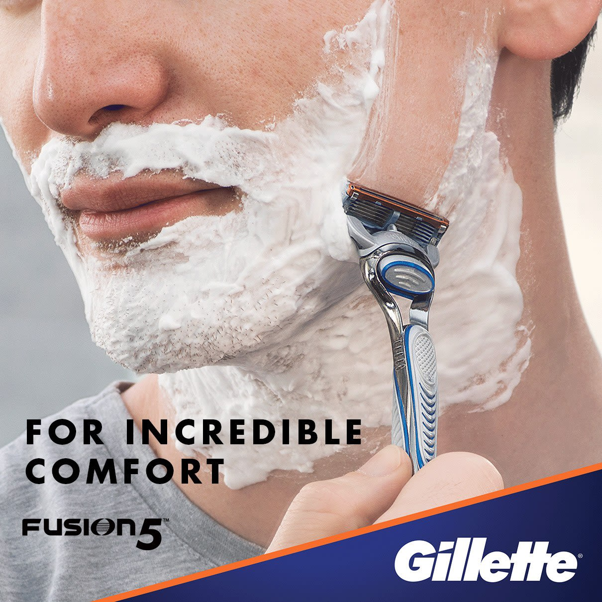 For incredible comfort