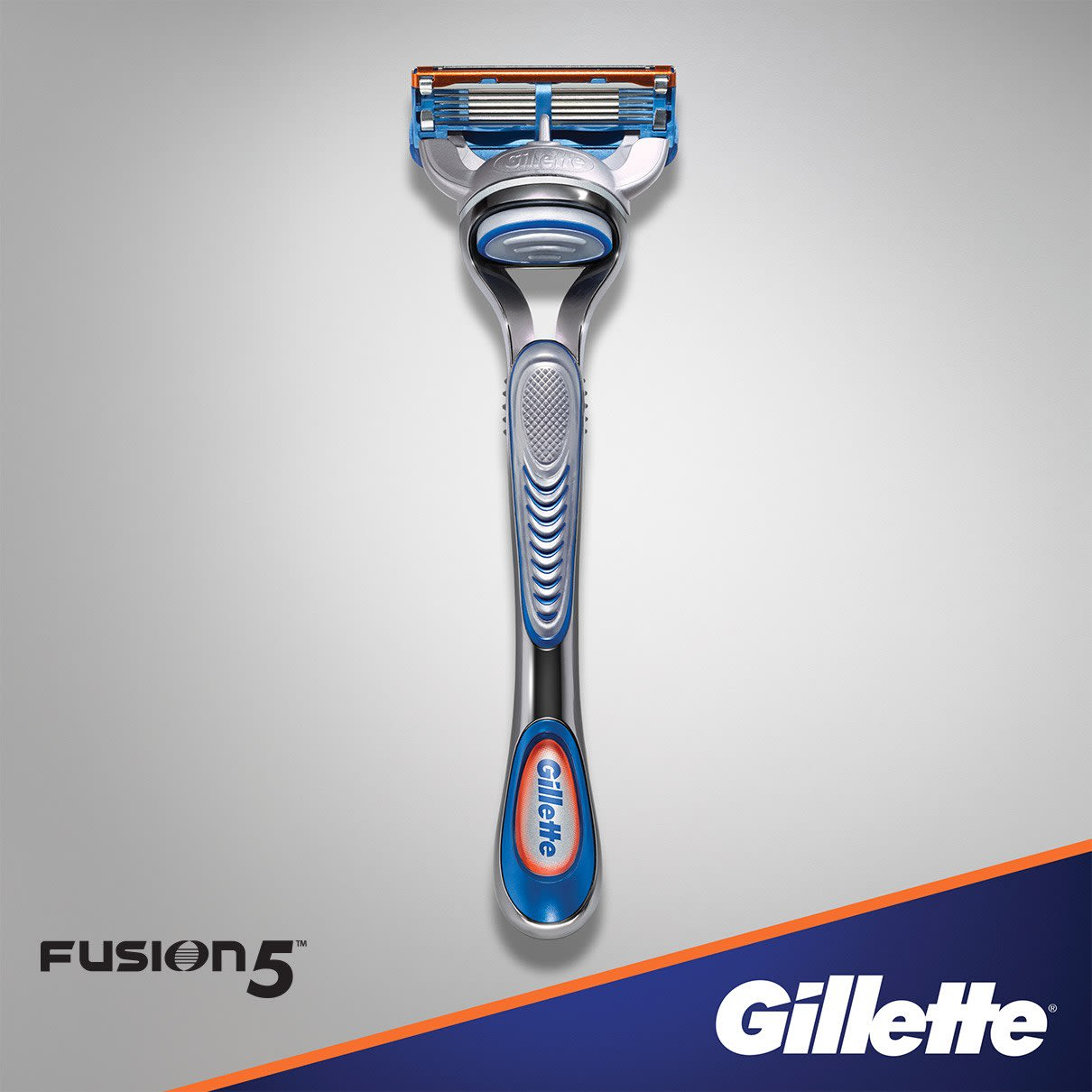 Gillette® Fusion5™ Manual Razor