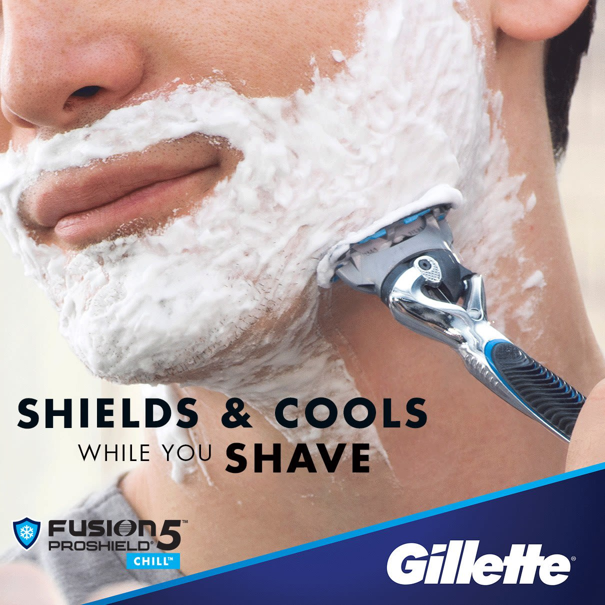 shields & cools while you shave