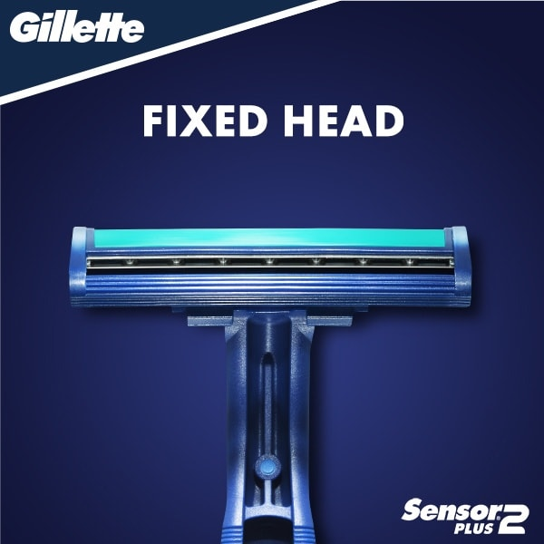 Sensor2 Plus Disposable Razors