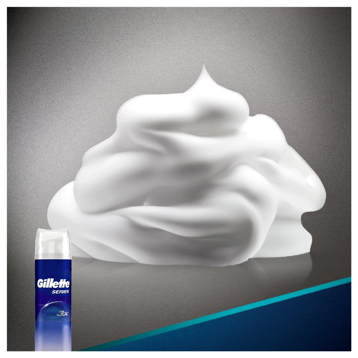 Series Sensitive Skin Shave Foam