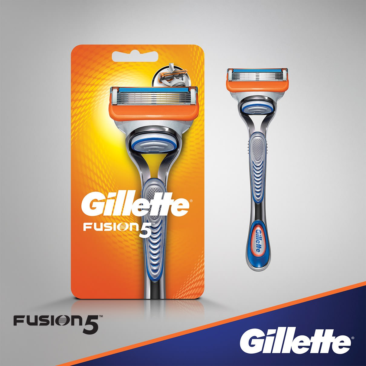 Gillette® Fusion5™ Men's Razor
