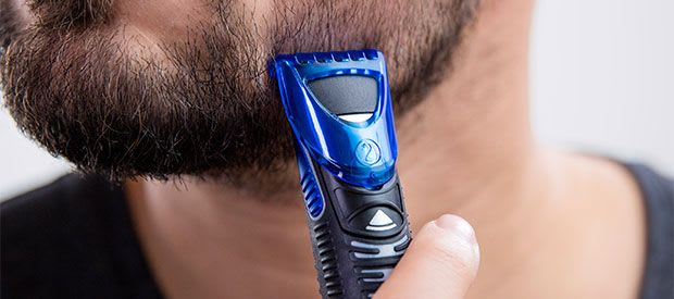 The All Purpose Gillette Styler is our favorite tool for beard trimming.