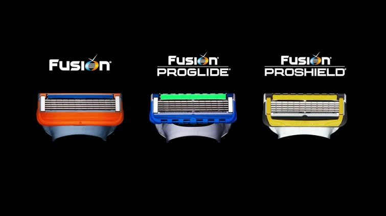 To get a close shave, choose a 3-blade razor like the Gillette Mach 3 or a 5-blade razor like the Gillette Fusion for an even better result.