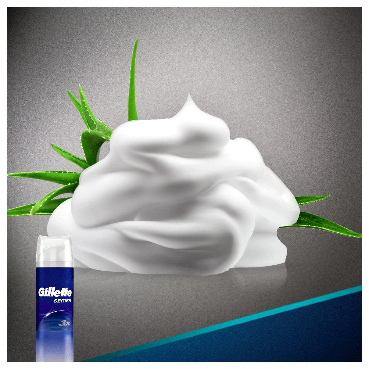 Series Sensitive Shave Foam