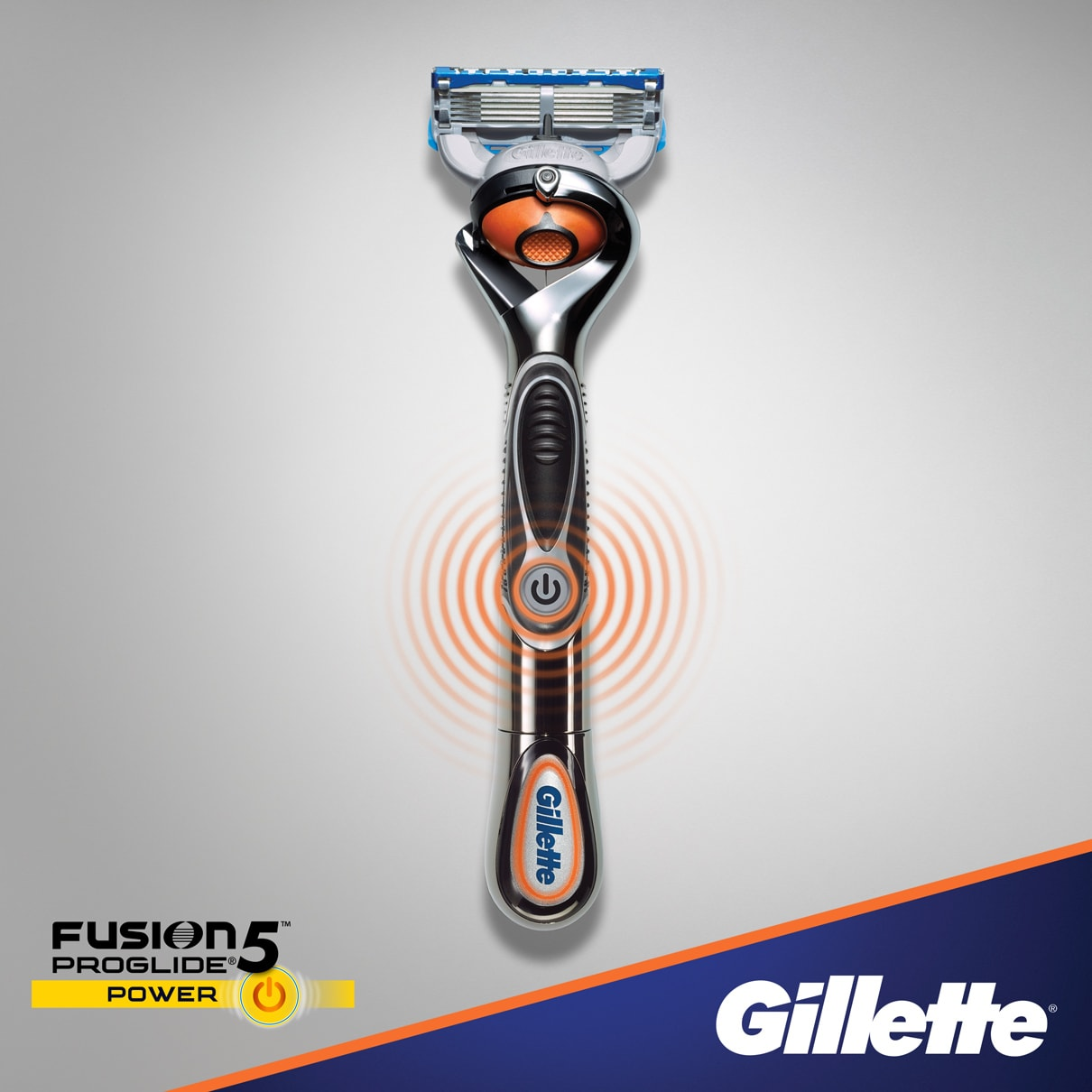 Gillette Fusion5 ProGlide Power Borotva