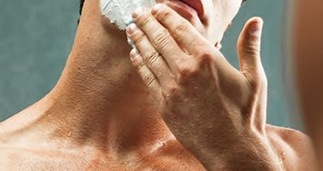Tips for shaving sensitive skin