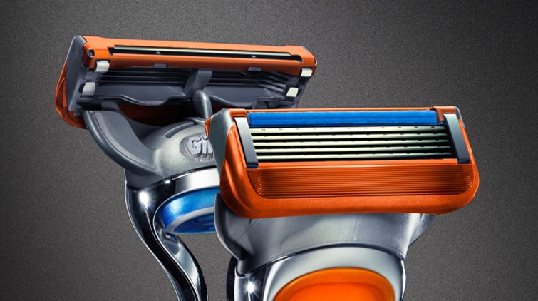 Experiment with Gillette Fusion products to find the perfect match for your beard.