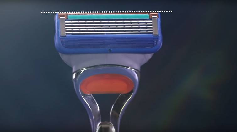 If you're using a Gillette Fusion cartridge, your razor already comes with a trimmer.