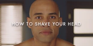 Benefits of shaving your head